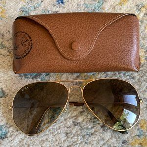 Ray-Ban Original Large Aviator Sunglasses - 62 mm